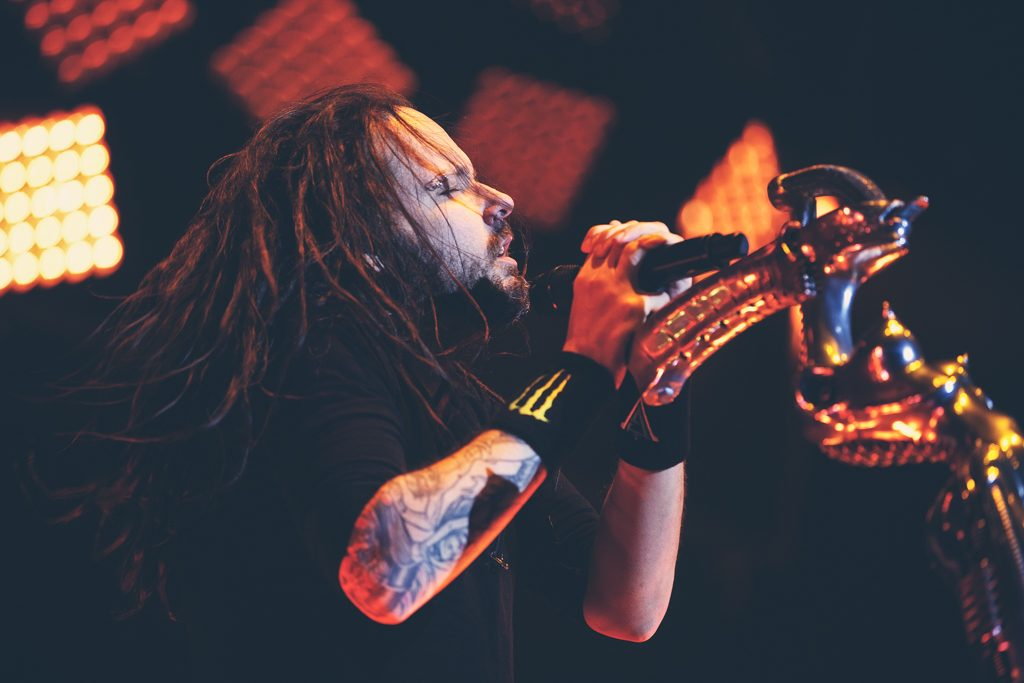 Manchester London Auckland NYC Music Photographer Korn Slipknot