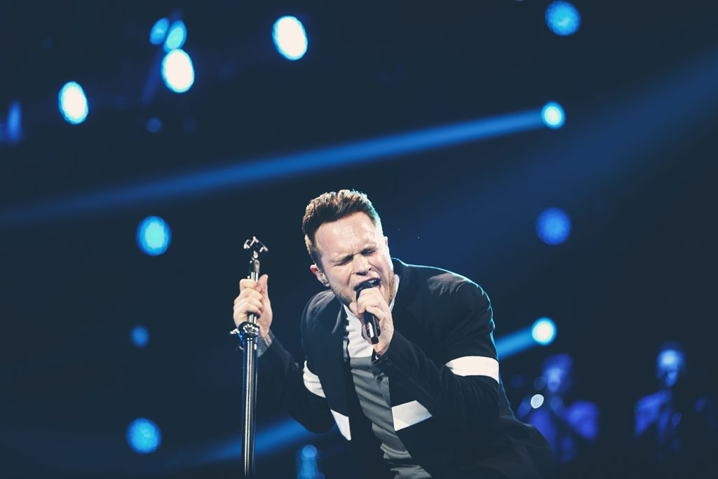 Manchester London Auckland Music Photographer Olly Murs