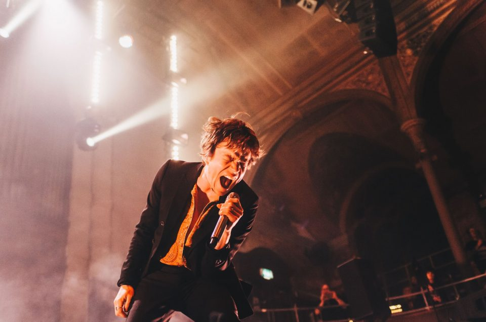 Cage The Elephant – Albert Hall