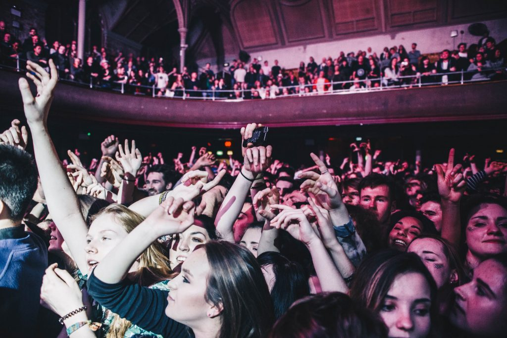 London Manchester NYC Auckland Music Photographer Cage The Elephant Live 2017