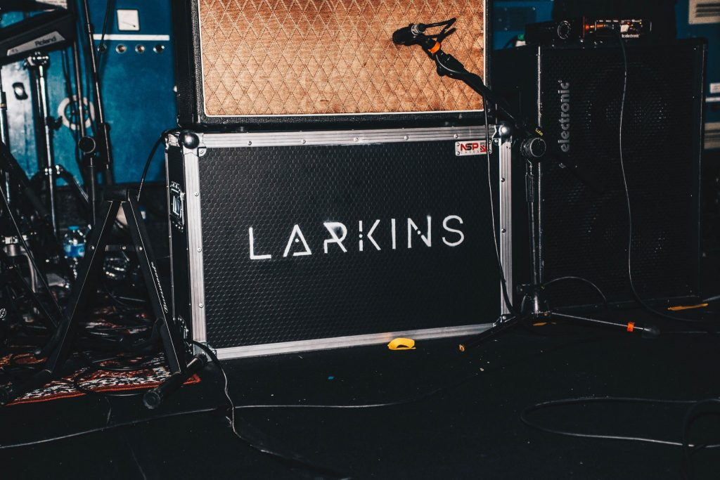 Larkins NYC Auckland London Manchester Music Photographer