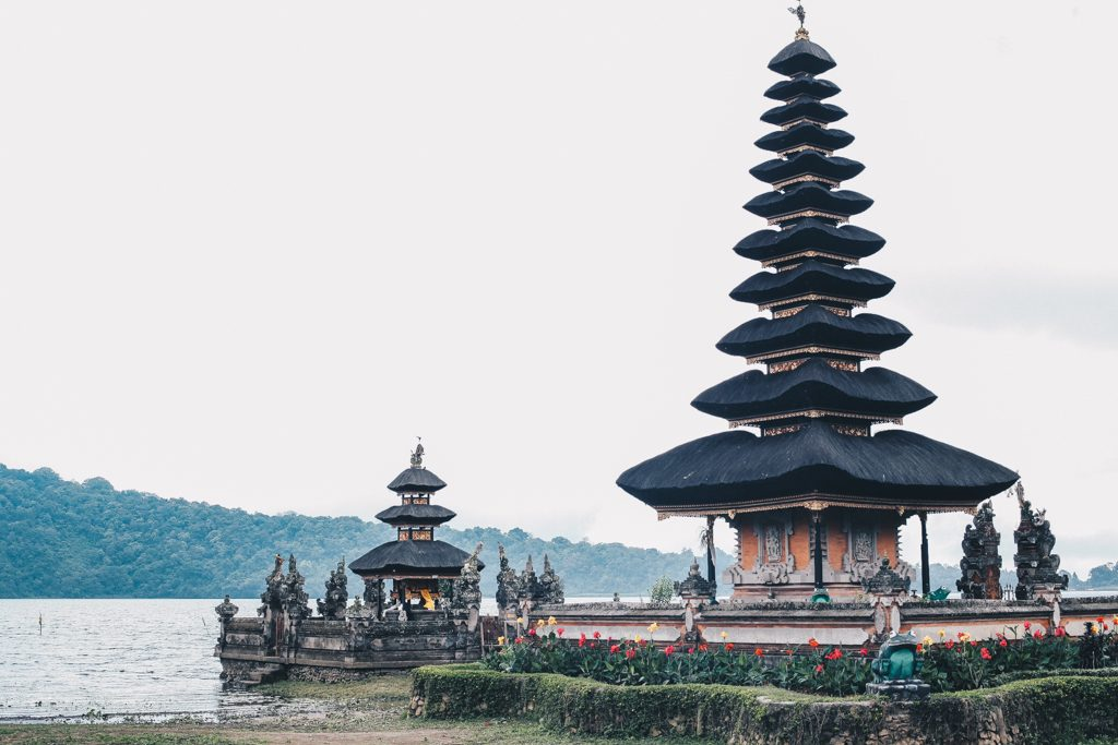 Temple on the Lake - Ulun Danu Temple