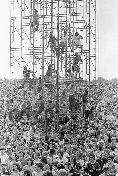 Baron Wolman Woodstock