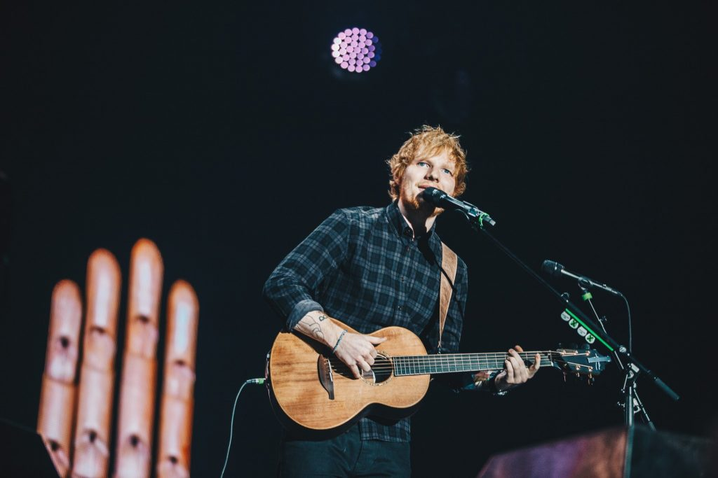 Ed Sheeran Live Manchester Priti Shikotra Photography