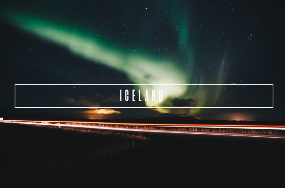 Iceland – Northern Lights & The Golden Circle