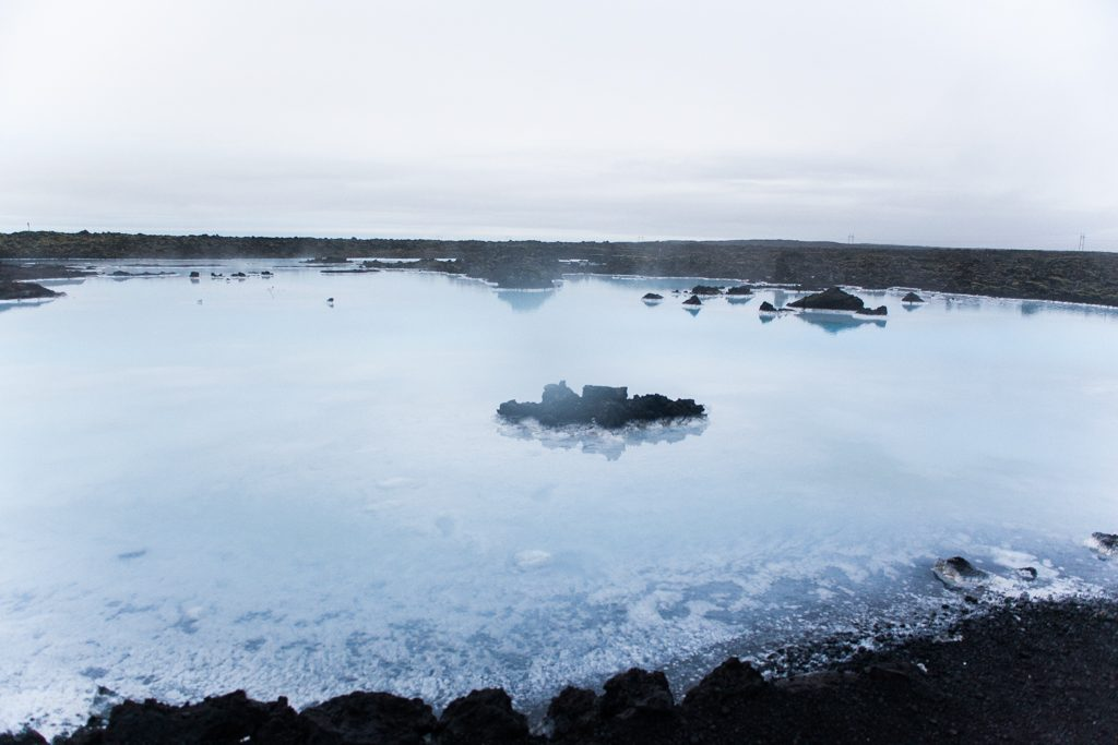 Visiting Blue Lagoon Iceland