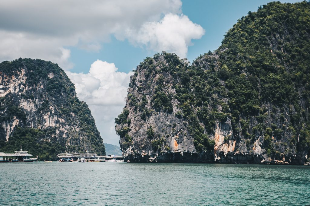 Phang Nga Bay Koh Panyi Thailand Travel Blog