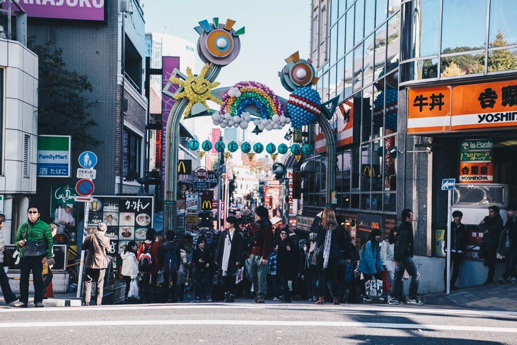Tokyo Harajuku Travel Blog Pritis Passport