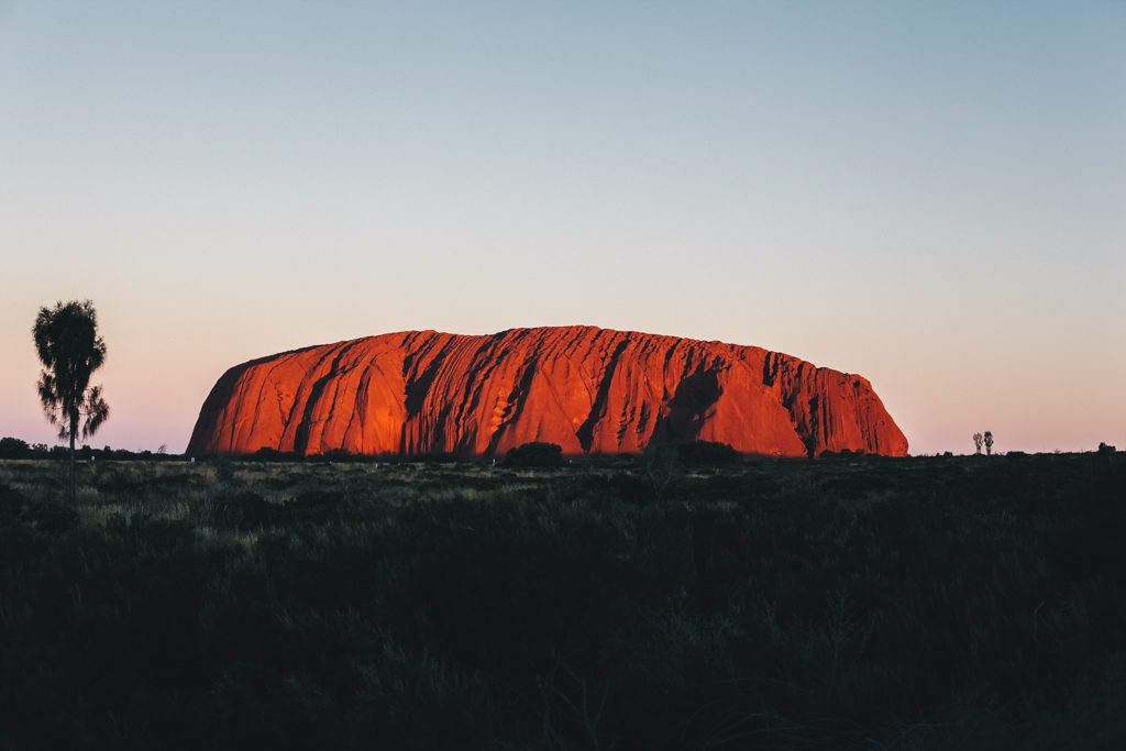 Ayres Rock Uluru Australia Travel Blog