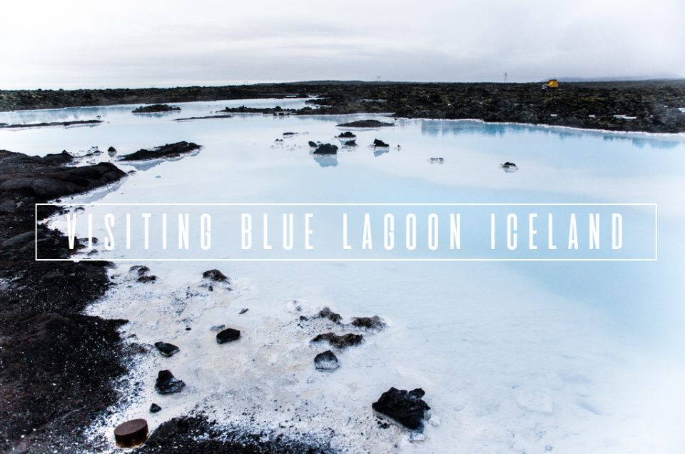 Visiting Blue Lagoon In Iceland