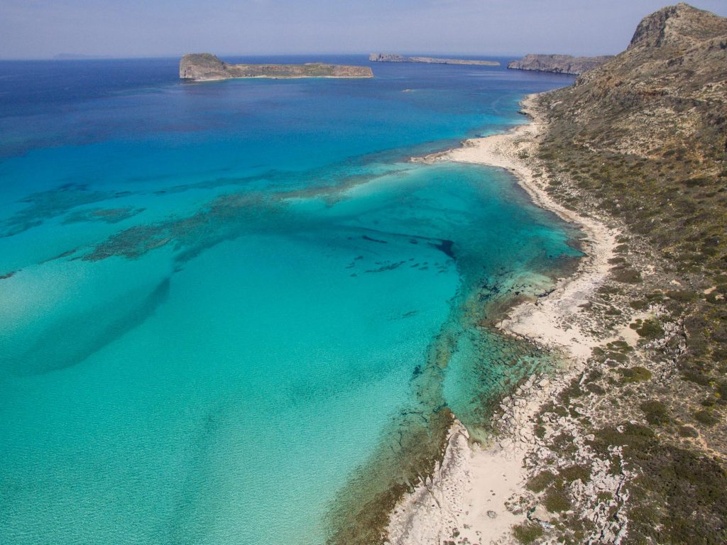 Balos Crete Greece Chania Travel Blog