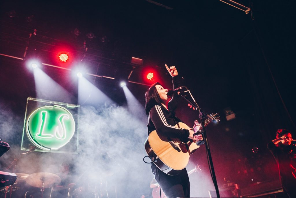 Manchester London Music Photographer Lucy Spraggan Ritz Manchester