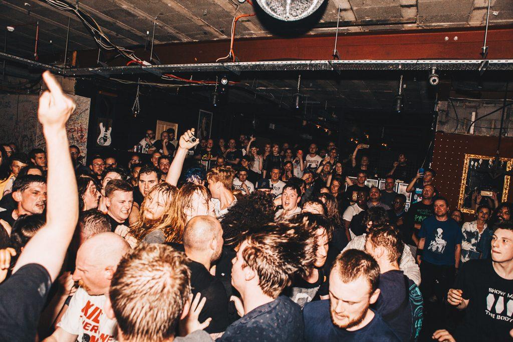 Manchester London Music Photographer Ho99o9 Rebellion Manchester
