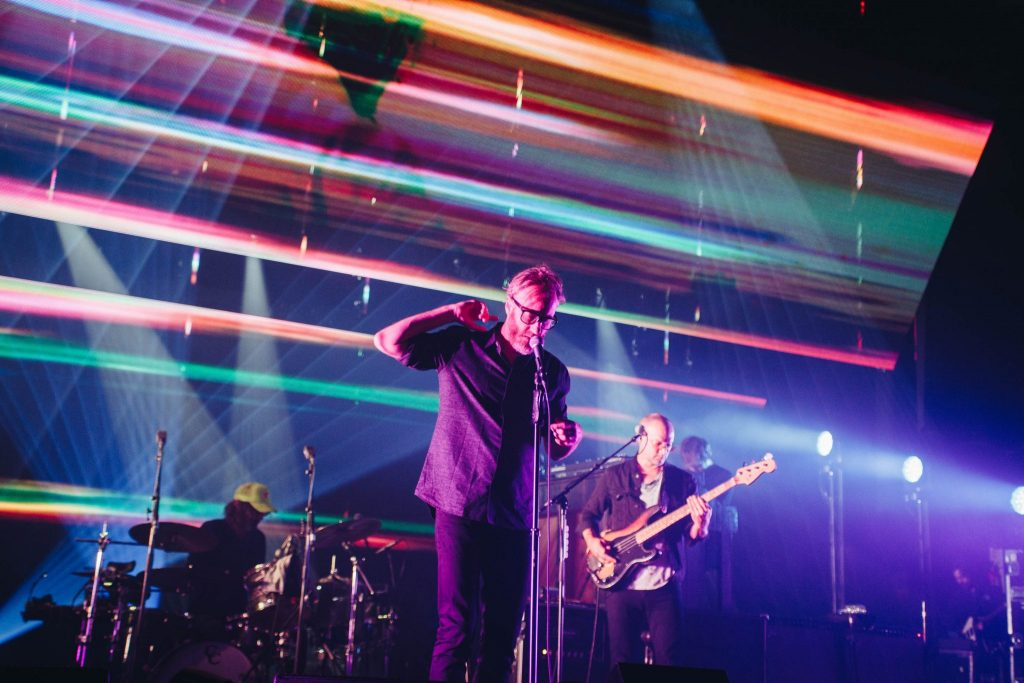 The National played two sold out shows at Apollo Manchester this past weekend, it was awesome to go down and capture them from the pit.