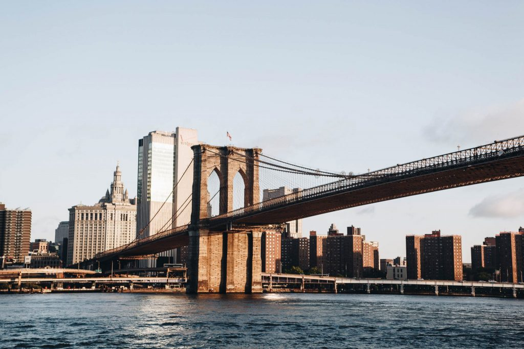 Brooklyn Bridge by Sunrise