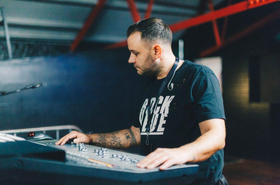 PR Session – Artist Manager Gareth