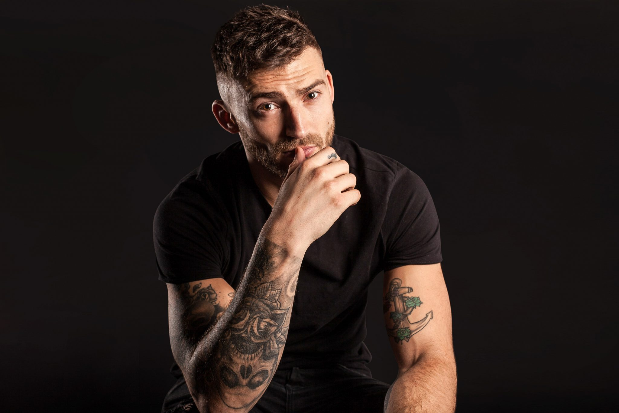 jake quickenden dancing on ice 2018