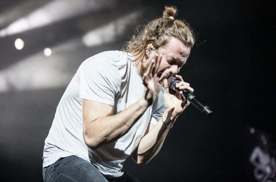 Imagine Dragons – Manchester Arena – 13.11.15