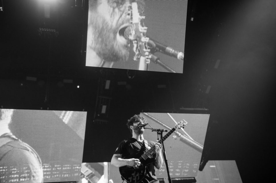 Foals – Manchester Arena – 13.02.16