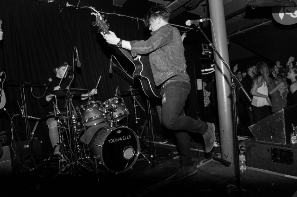 The Dunwells – Sound Control, Manchester 11.04.16
