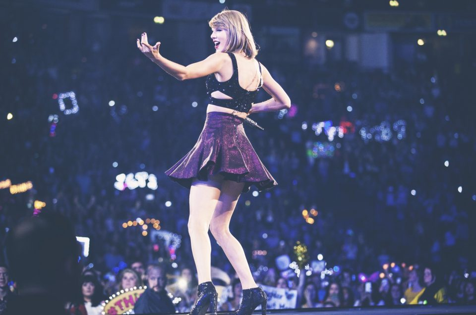 Taylor Swift – 1989 Tour – Manchester Arena 24.06.15