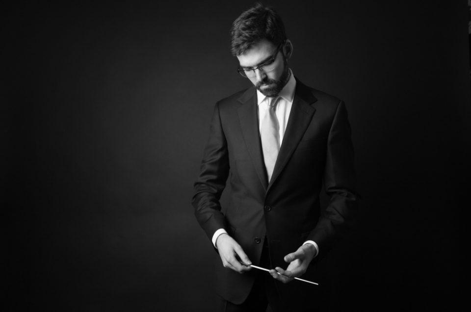 In The Studio with Conductor: Scott Wilson