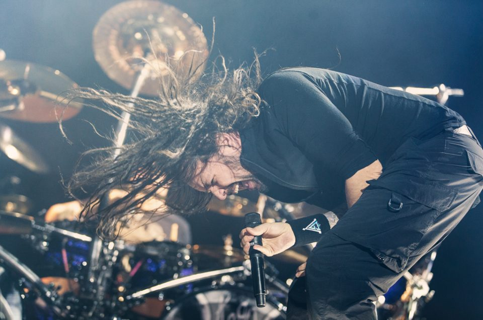Korn & Slipknot – Prepare For Hell Tour – Manchester Arena 20.01.15