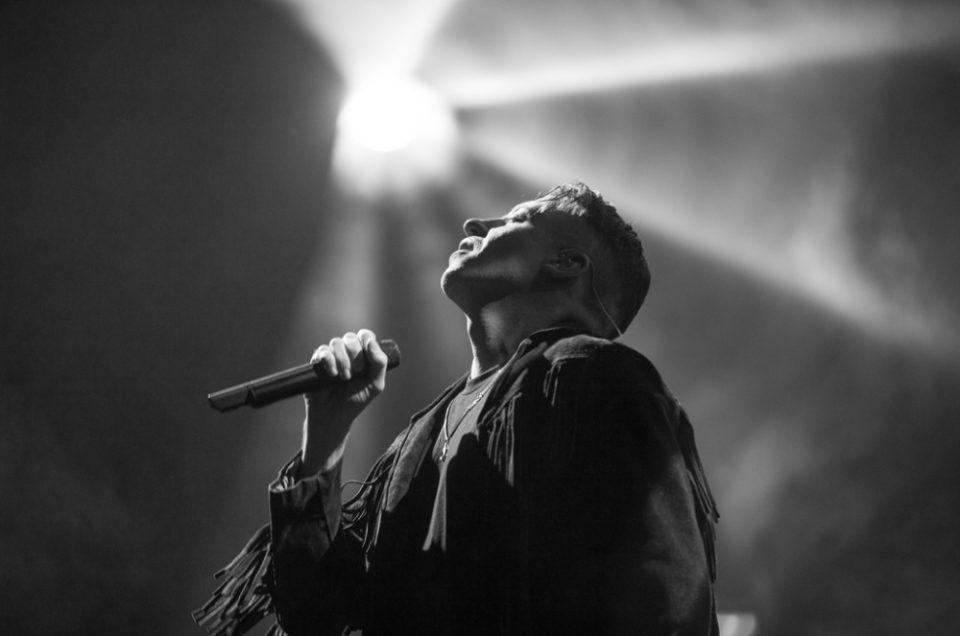 Macklemore – Manchester Arena 12.03.16