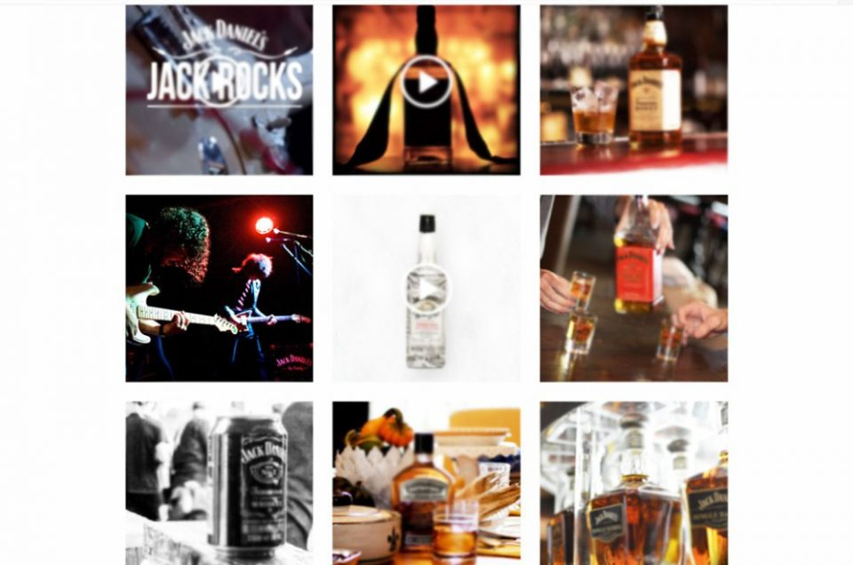 Shooting for Jack Daniels