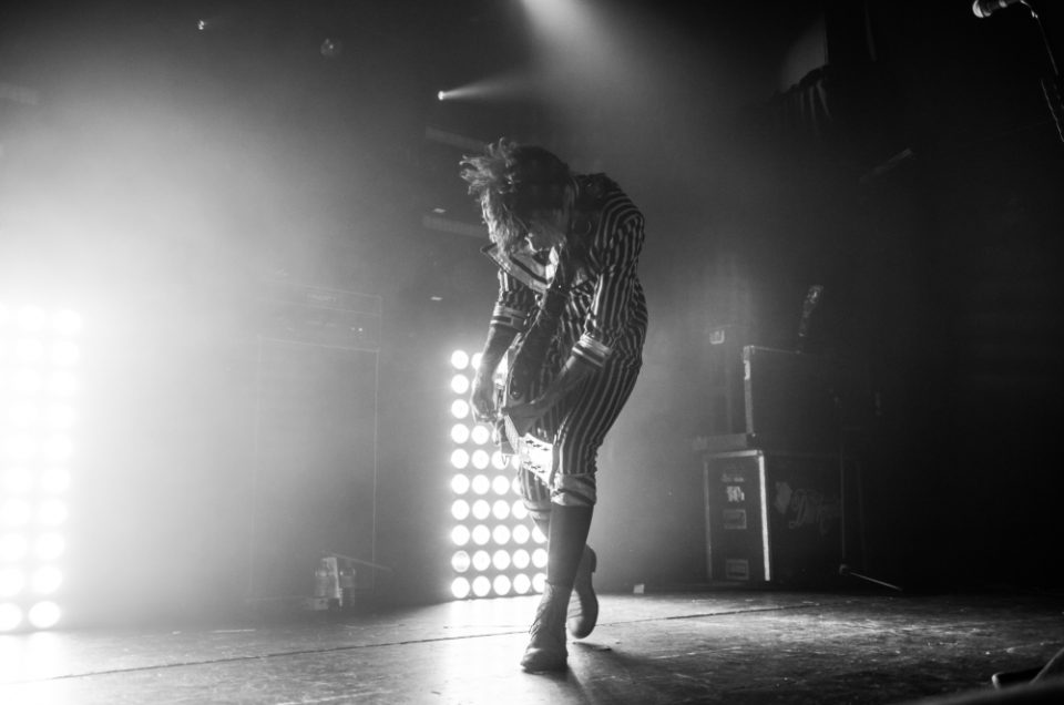 The Darkness – Manchester Academy 10.12.15