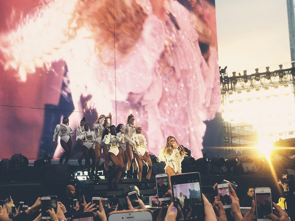 Beyonce Formation Tour Manchester London Music Photographer