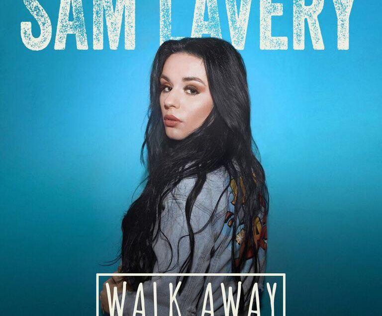 Sam Lavery - Debut Single Cover Photoshoot