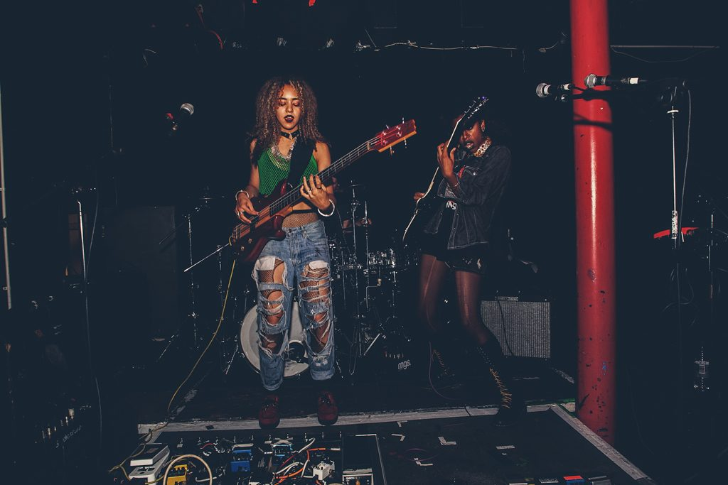 Nova Twins Manchester London Auckland NYC Music Photographer