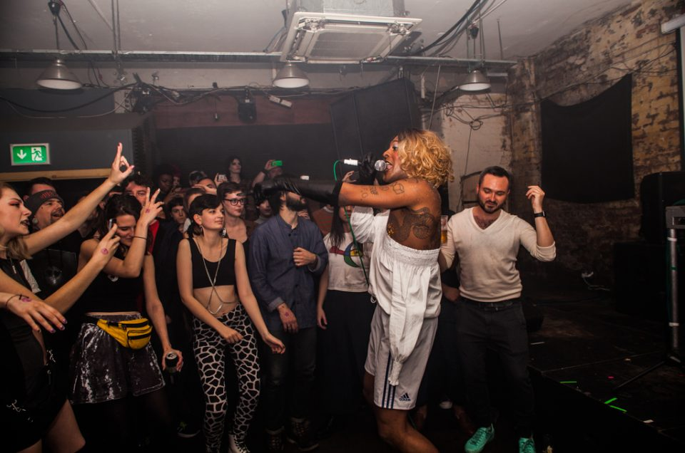 Mykki Blanco – Soup Kitchen