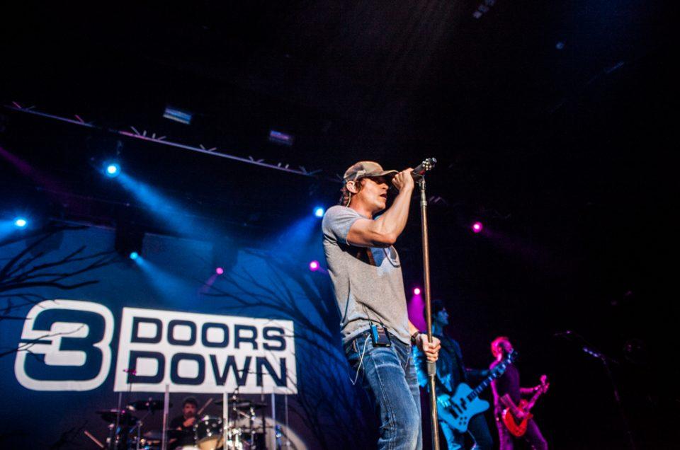 3 Doors Down – Manchester Academy
