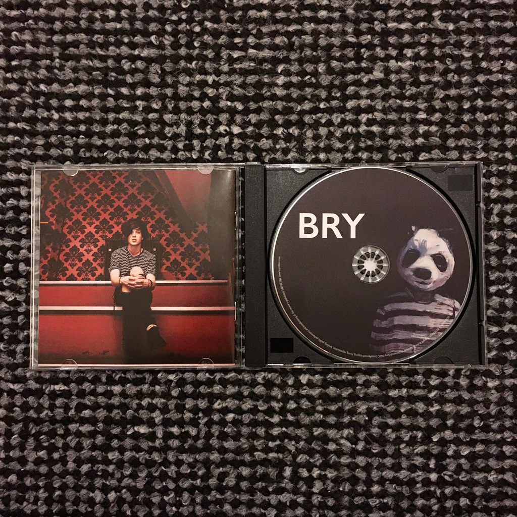 Album artwork for Bry's debut album