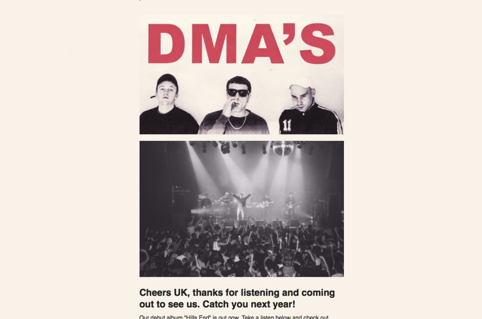 DMA's – Marketing Content