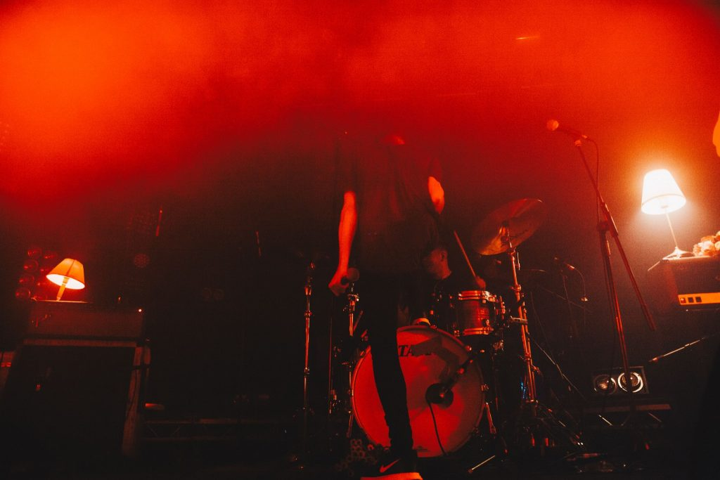 Dead! Live - Auckland NYC London Music Manchester Music Photographer