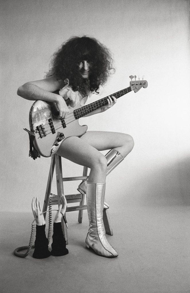 Trixie - Photo ©Baron Wolman/Iconic Images