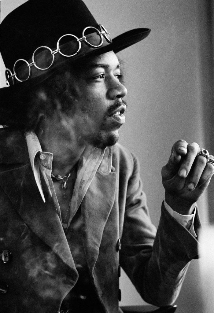 Baron Wolman Jimi Hendrix Rolling Stone