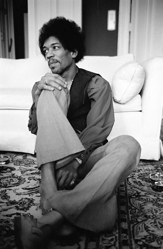 Baron Wolman Jimi Hendrix