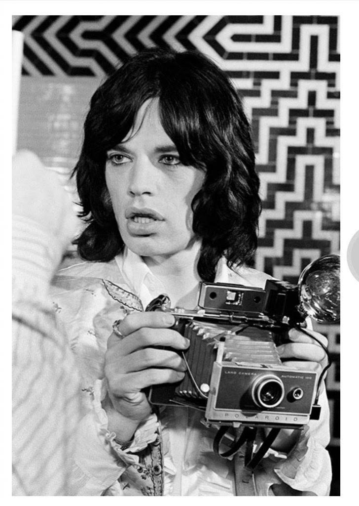 Baron Wolman Mick Jagger