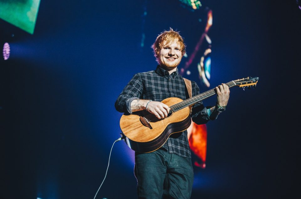 Ed Sheeran – Manchester Arena