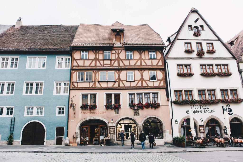 Rotenburg Germany Travel Blog