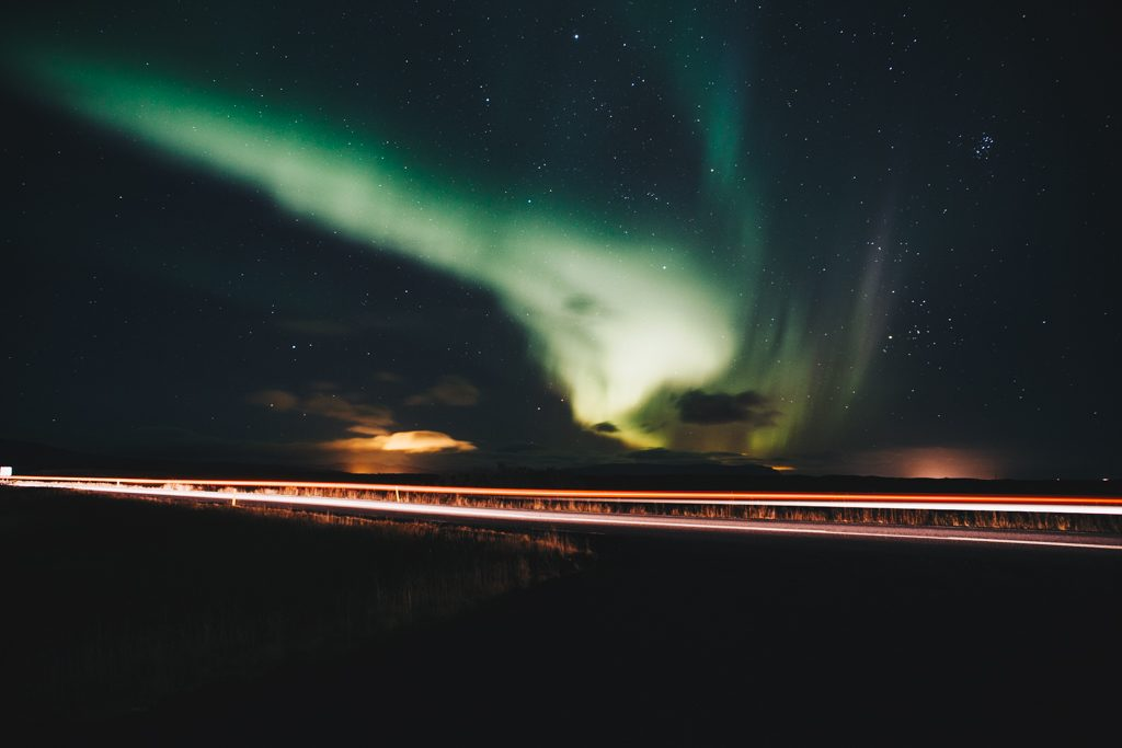 Northern Lights Iceland Golden Circle Travel Blog