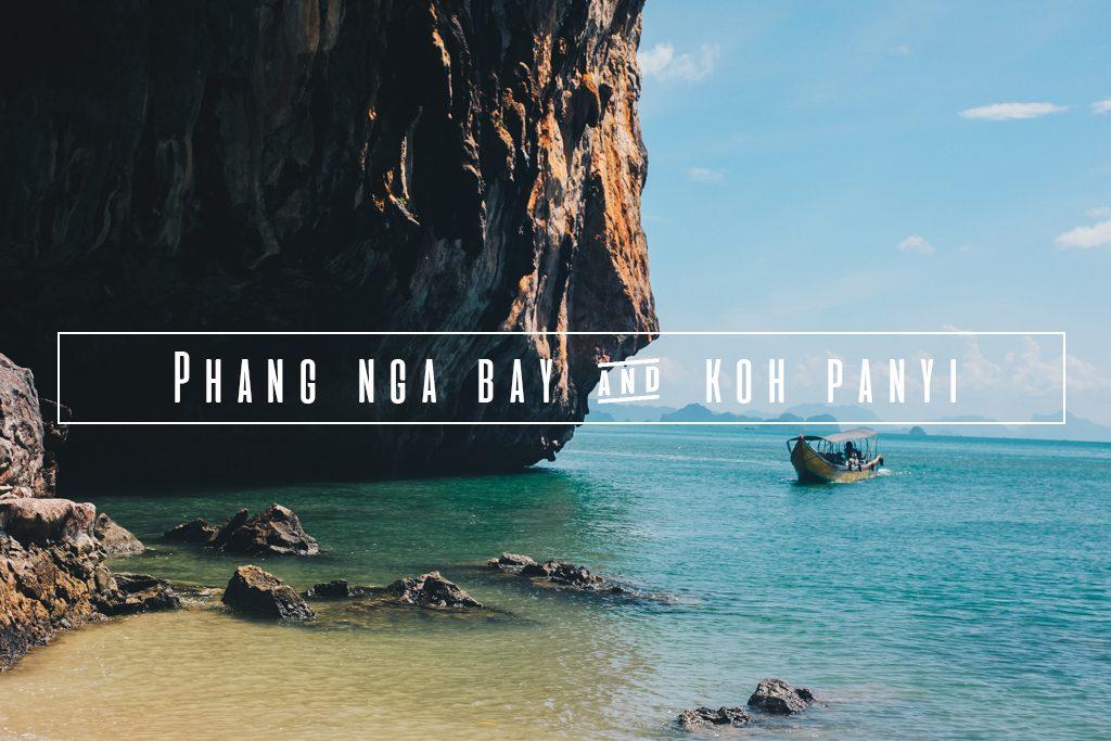 Phang Nga Bay Koh Panyi Thailand Travel Blog