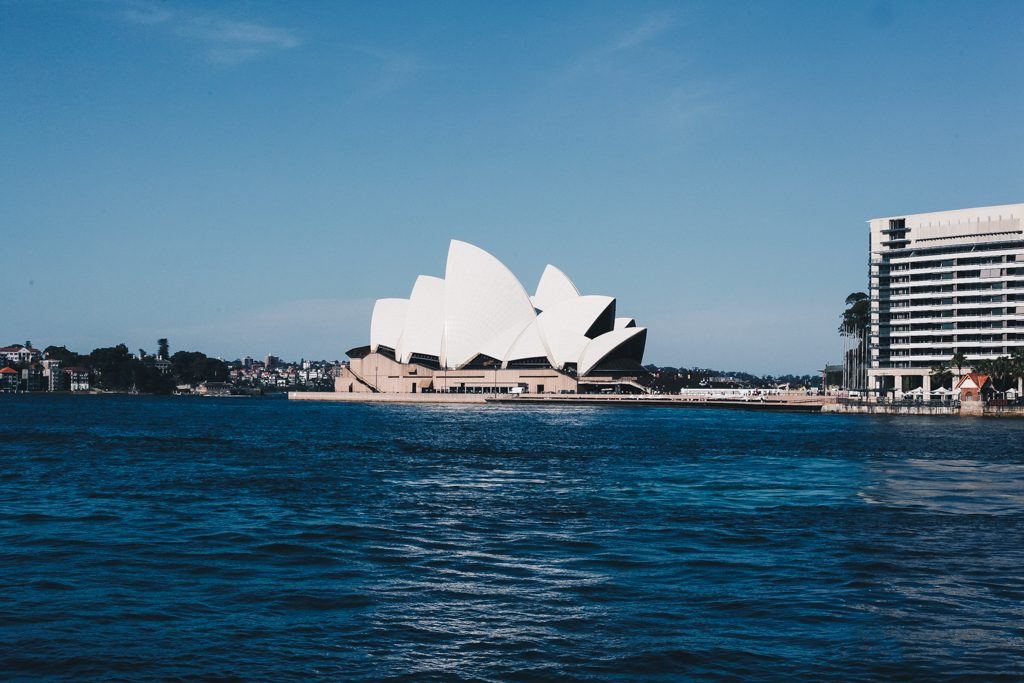 Sydney Australia Travel Blog Pritis Passport