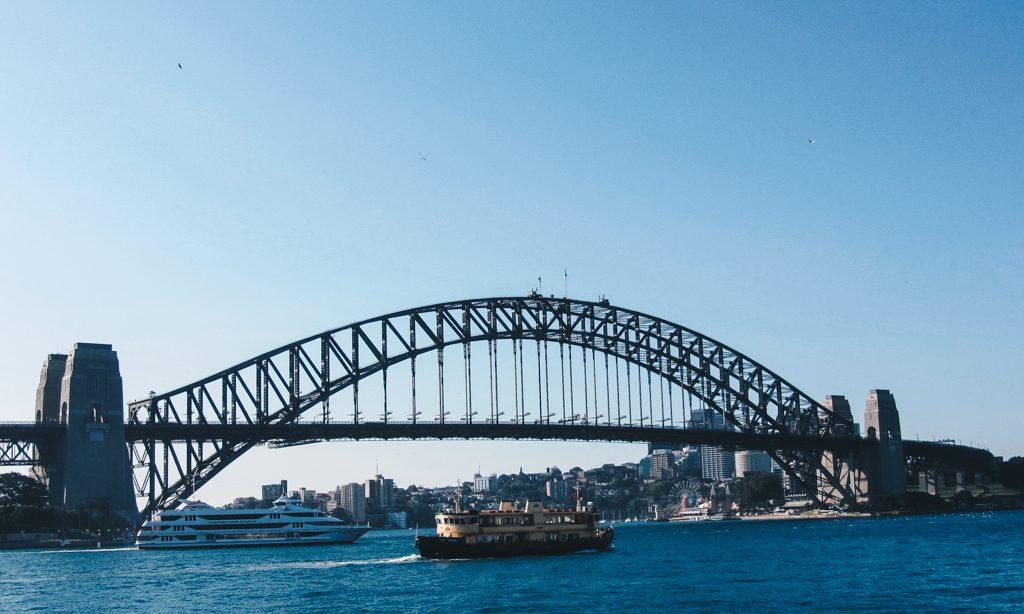 Sydney Australia Travel Blog Pritis Passport