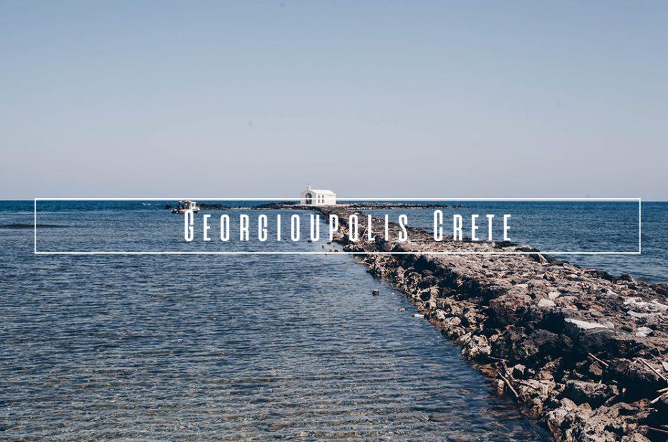 Georgioupolis & Kournas Lake Crete Greece