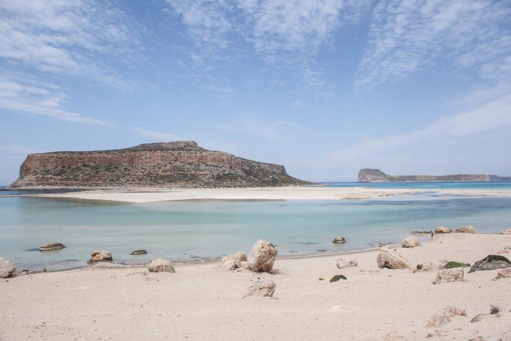Balos Chania Crete Greece Travel Blog